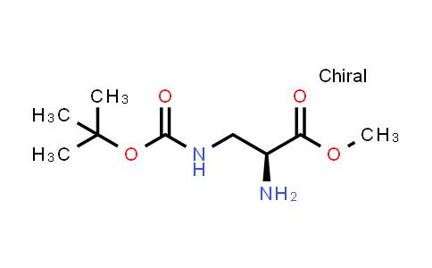 L-3-N-Boc-2,3-二氨基丙酸甲酯