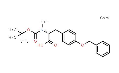 Boc-N-methyl-O-benzyl-D-tyrosine