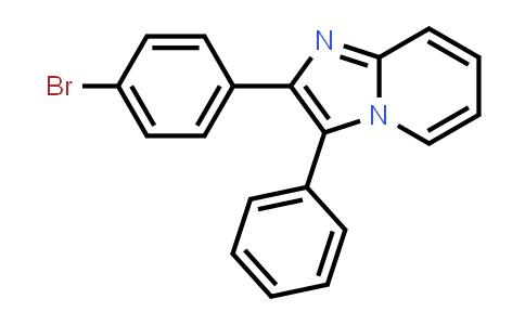 2-(4-Bromo-phenyl)-3-phenyl-imidazo[1,2-a]pyridine