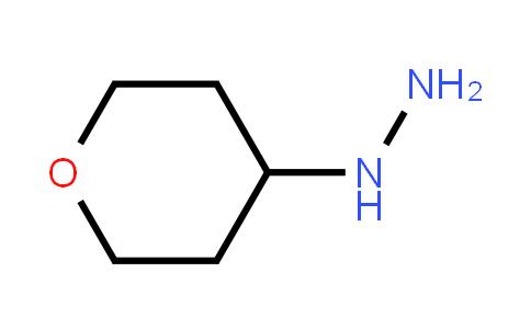 (四氢-2H-吡喃-4-基)肼