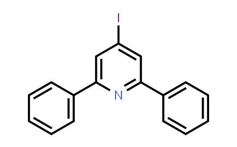 4-Iodo-2,6-diphenylpyridine