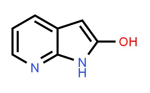 1H-pyrrolo[2,3-b]pyridin-2-ol