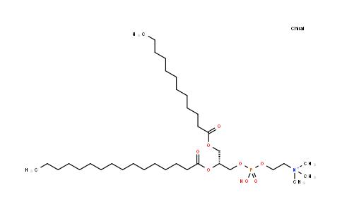 1-Lauroyl-2-palmitoyl -sn-glycero-3-phosphocholine