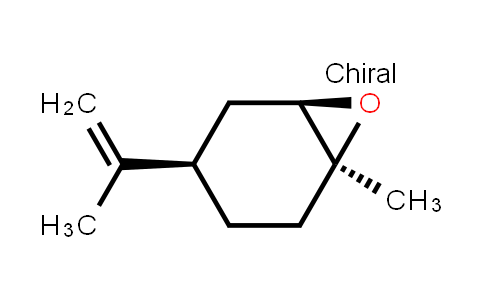 (1S,4r,6r)-4-isopropenyl-1-methyl-7-oxabicyclo[4.1.0]heptane