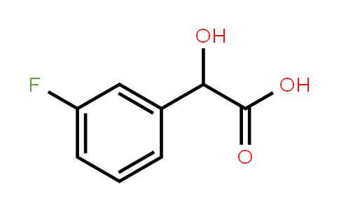 3-Fluoromandelic acid