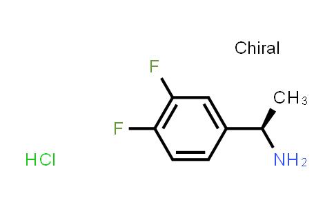 (R)-3,4-二氟苯乙胺盐酸盐