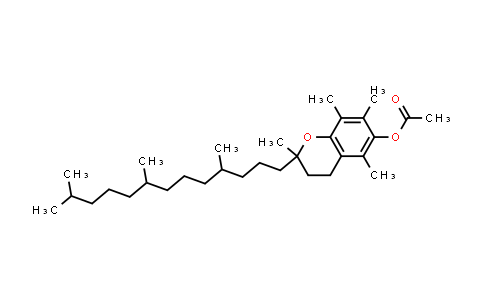 D-alpha-Tocopheryl acetate