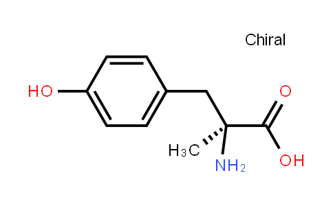 α-Methyl-l-tyrosine