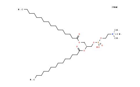 1-Palmitoyl-2-myristoyl -sn-glycero-3-phosphocholine