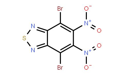 4,7-Dibromo-5,6-dinitrobenzo[c][1,2,5]thiadiazole
