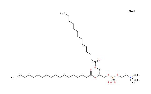 1-肉豆蔻酰基-2-硬脂酰基卵磷脂