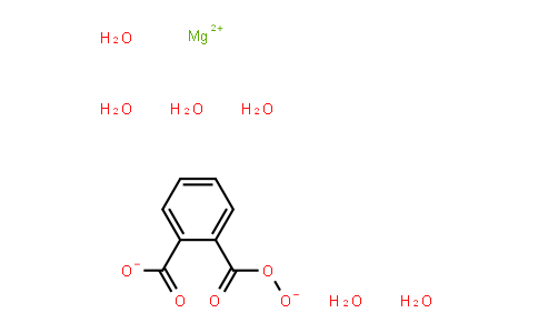 Magnesium monoperoxyphthalate hexahydrate (MMPP)