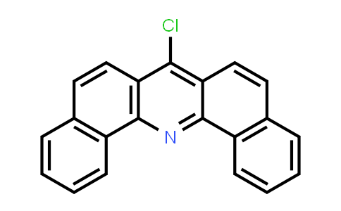 7-Chloro-dibenz[c,h]acridine