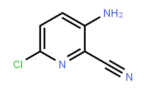 3-氨基-6-氯吡啶-2-甲腈