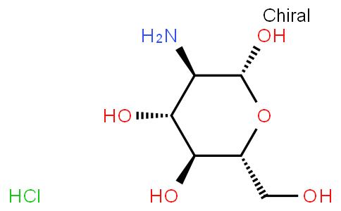 β-D-Glucopyranose, 2-amino-2-deoxy-, hydrochloride (1:1)