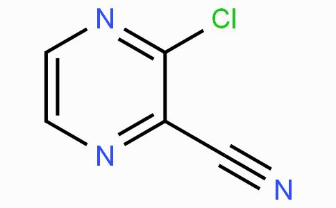 2-氯-3-氰基吡嗪