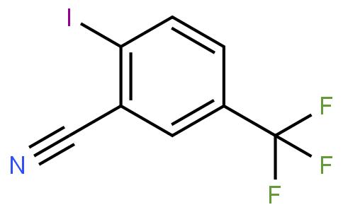 Benzonitrile, 2-iodo-5-(trifluoroMethyl)-