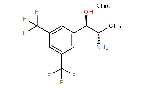 (1R,2S)-2-amino-1-[3,5-bis(trifluoromethyl)phenyl]propan-1-ol