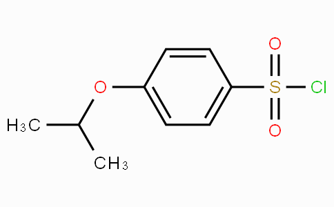 4-isopropoxybenzene-1-sulfonyl chloride