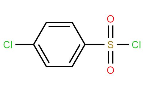 4-Chlorobenzenesulfonyl chloride