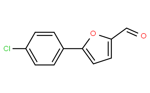 5-(4-chlorophenyl)furan-2-carbaldehyde