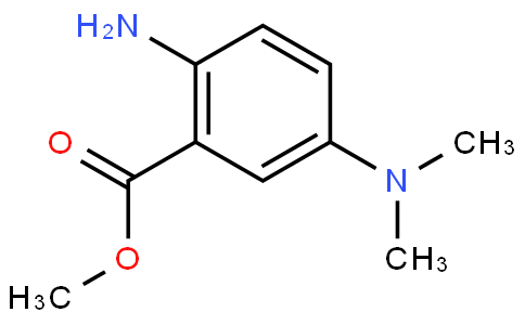 methyl 2-amino-5-(dimethylamino)benzoate