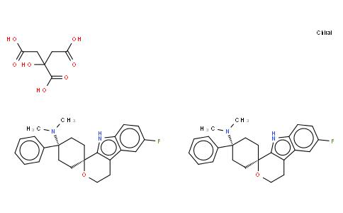 Cebranopadol hemicitrate