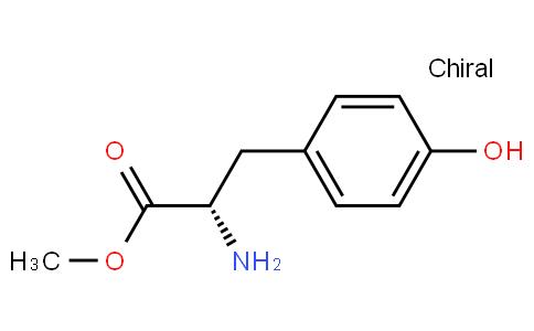 (S)-methyl 2-amino-3-(4-hydroxyphenyl)propanoate