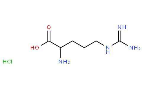 2-Amino-5-guanidinovaleric acid monohydrochloride