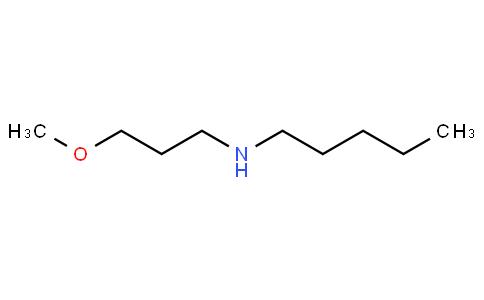 N-(3-methoxypropyl)pentan-1-amine