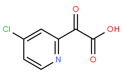 2-(4-chloropyridin-2-yl)-2-oxoacetic acid