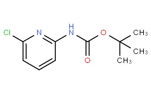 tert-Butyl (6-Chloropyridin-2-yl)-carbamate