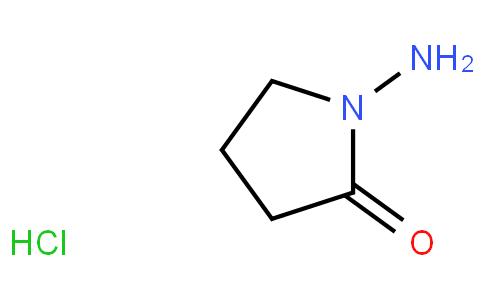 1-aminopyrrolidin-2-one hydrochloride