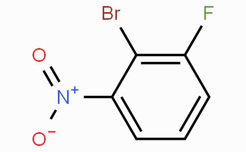 2-溴-1-氟-3-硝基苯