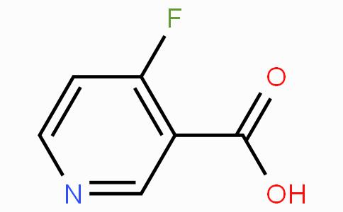 4-Fluoropyridine-3-carboxylic acid