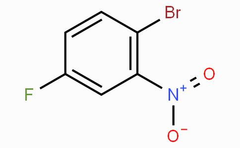 1-溴-4-氟-2-硝基苯