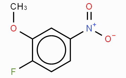 4-氟-3-甲氧基硝基苯