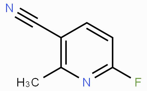 5-氰基-2-氟-6-甲基吡啶