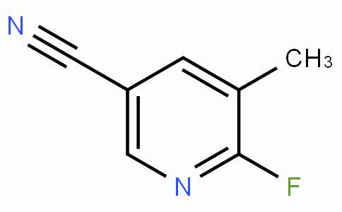 5-氰基-2-氟-3-甲基吡啶