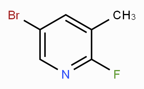 5-溴-2-氟-3-甲基吡啶