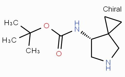 (R)-7-Tert-Butoxycarbonylamino-5-azaspiro[2.4]heptane