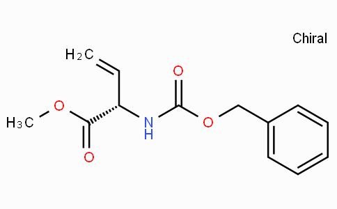 (S)-2-(benzyloxycarbonylamino)-3-butenoic acid methyl ester