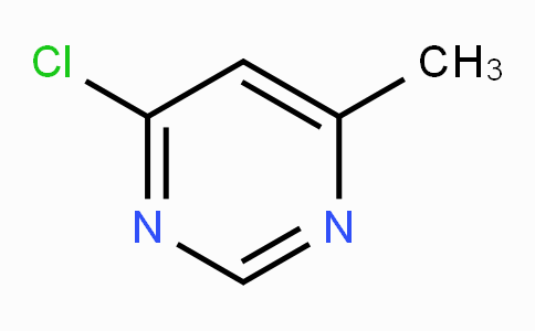 4-Chloro-6-methylpyrimidine