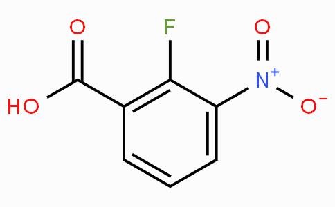 2-氟-3-硝基苯甲酸