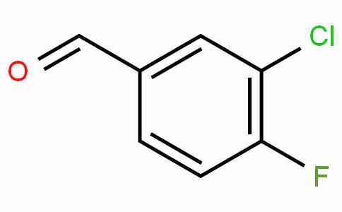 3-氯-4-氟苯甲醛