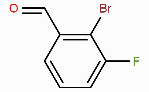 2-溴-3-氟苯甲醛