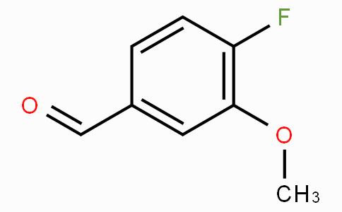4-氟-3-甲氧基苯甲醛