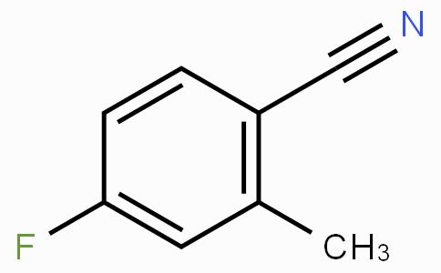 4-氟-2-甲基苯腈