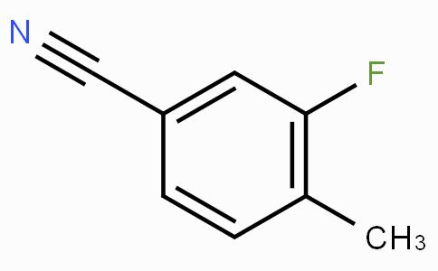 3-氟-4-甲基苯腈