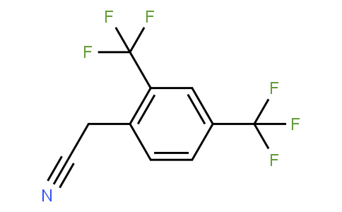 2,4-Bis(trifluoromethyl)phenylacetonitrile